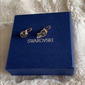 Bella Swarovski earrings